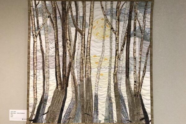 Birch-Winter Shadows $325