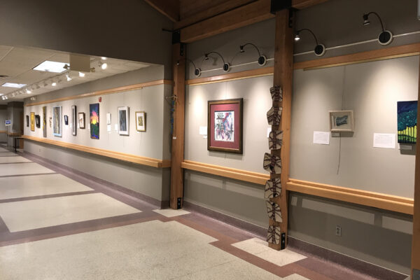 Gallery Wall view