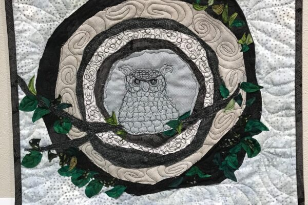 Owl-My Home $240