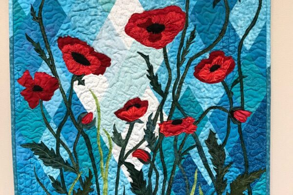 Field of Poppies $475
