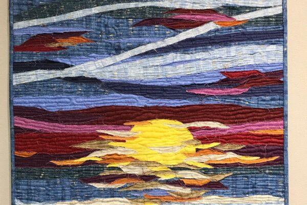Gulf Sunset $480