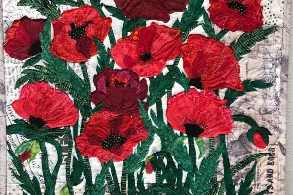 Poppies Spring Blooms $375